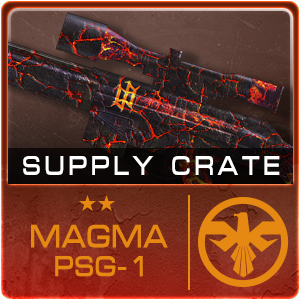 Supply Crate MAGMA PSG-1 (10 Pieces)