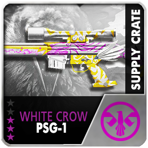 Supply Crate WHITE CROW PSG-1 (5 Pieces)
