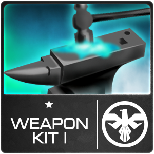 Weapon Kit I (7 Pieces)