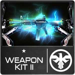 Weapon Kit 2 (10 ชิ้น)