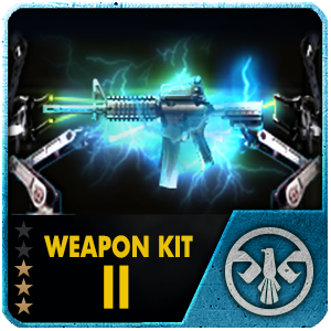 Weapon Kit II (6 Packages)