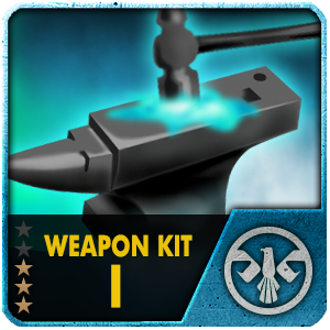 Weapon Kit I (4 Packages)