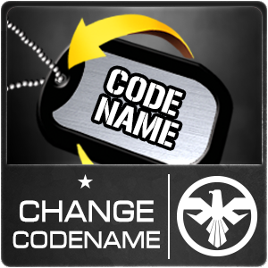 Change Code Name (1 Piece)