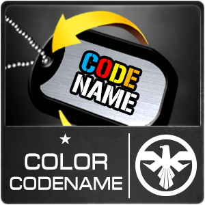 Color Code Name (7 Days)