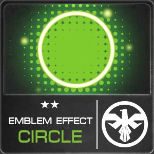 EMBLEM EFFECT CIRCLE (1 ชิ้น)