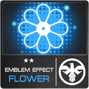 EMBLEM EFFECT FLOWER (1 ชิ้น)