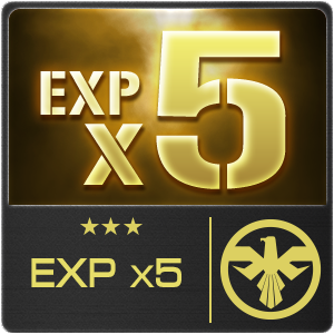 EXP X5 (7 Days) (1 Piece)