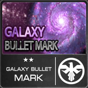 Galaxy Bullet Mark (1 ชิ้น)