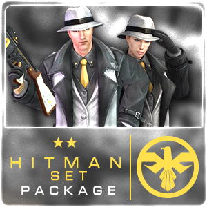 HITMAN SET PACKAGE (30 Days)
