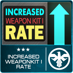 Increased WK I Rate (1 Day)