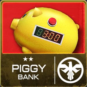 PIGGY BANK (30 Days)