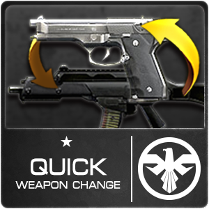 Quick Weapon Change (30)