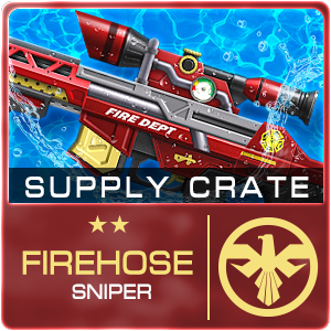 SUPPLY CRATE FIREHOSE SNIPER (15 Pieces)