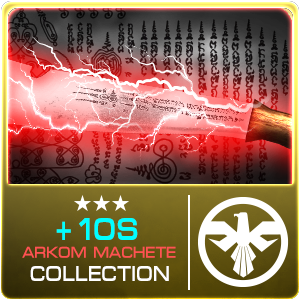 +10S Arkom Machete Collection (Selected)