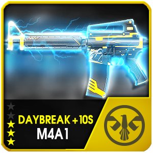+10S DAYBREAK M4A1 COLLECTION (SELECTED)
