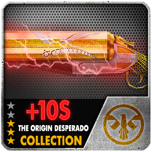 +10S THE ORIGIN DESPERADO COLLECTION (SELECTED)