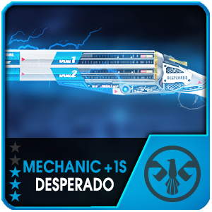 +1S MECHANIC DESPERADO COLLECTION (SELECTED)