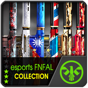 eSports  FN FAL COLLECTION (Selected)