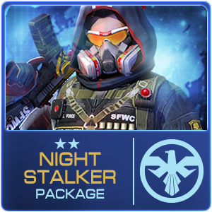 NIGHT STALKER GEAR SET Package (120 Days)
