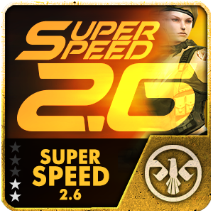 Super Speed 2.6 Set (Selected SRG OR KSF) (30 Days)