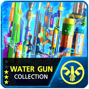 Water Gun Collection (เลือก 1 ชิ้น)