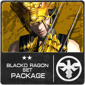 Black Dragon Package (14 Days)