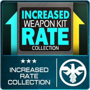 Increased Rate Collection (2 Days) (Selected)