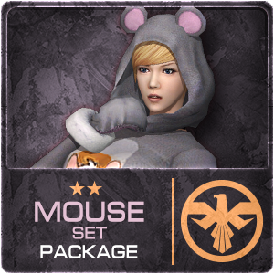 MOUSE SET PACKAGE (30 Days)