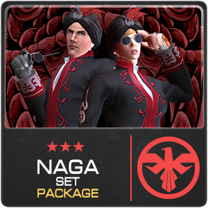 NAGA PACKAGE (30 Days)