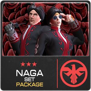 NAGA PACKAGE (30 Days)