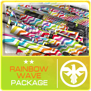 RAINBOW WAVE PACKAGE