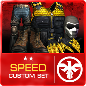 Speed Custom Set (60 Days)