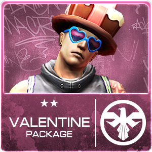 VALENTINE PACKAGE (30 Days)