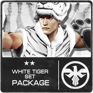 White Tiger Package (90 Days)