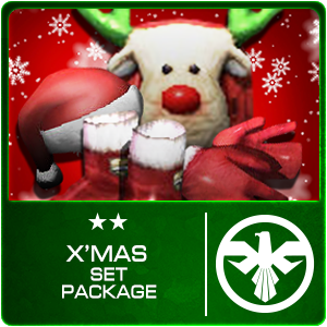 X-MAS Package (30 Days)