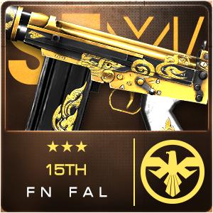 15TH FN FAL (Permanent)