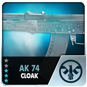 AK74 CLOAK (Permanent)