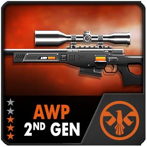 AWP 2ND GEN (Permanent)