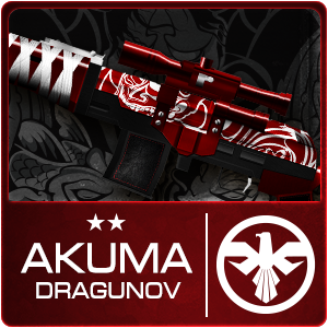 Akuma Dragunov (Permanent)