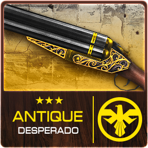 ANTIQUE DESPERADO (Permanent)