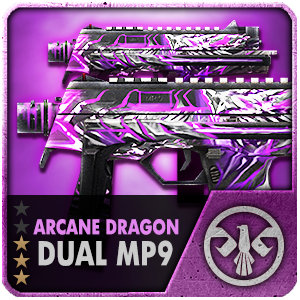 ARCANE DRAGON DUAL MP9 (Permanent)