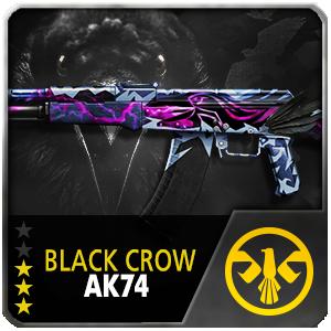 BLACK CROW AK74 (Permanent)