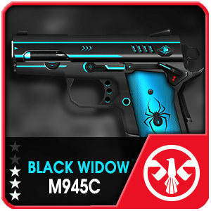 BLACK WIDOW M945C (Permanent)