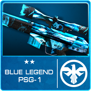 BLUE LEGEND PSG-1 (Permanent)