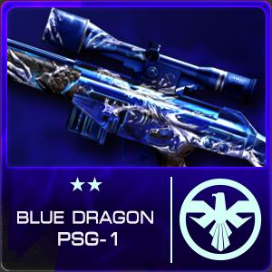 BLUE DRAGON PSG-1 (Permanent)