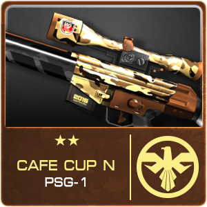 CAFE CUP PSG-1 (Permanent)