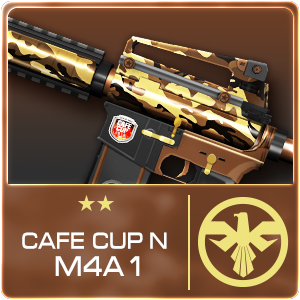 CAFE CUP N M4A1 (Permanent)