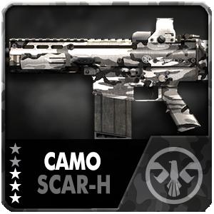CAMO SCAR H (Permanent)