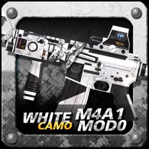CAMO M4A1 (1 days)