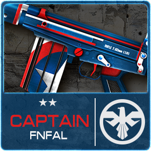 CAPTAIN FN FAL (Permanent)